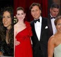 En la lista aparecen Anne Hathaway, Ryan Reynolds y Jennifer Lopez.