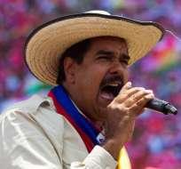 El decreto de excepción le otorga amplias facultades al Gobierno de Nicolás Maduro. Foto: Archivo de EFE