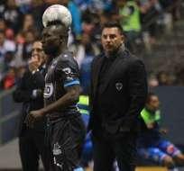 Walter Ayoví es titular en Monterrey, que cayó por la mínima ante el América en semifinales.