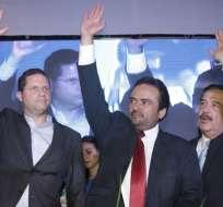 Ramiro González comentó que de candidatos todavía no se habla. Foto: Archivo, Ecuavisa.
