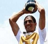 MÉXICO. D.F.- Palencia fue jugador de Pumas.