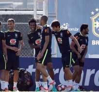 El combinado brasileño alista su once para el debut ante Ecuador en la Copa América Centenario.