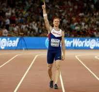 El campeón olímpico de salto, Greg Rutherford, tomó la decisión de congelar su esperma.