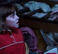 CINE.- La cinta de terror, basada en hechos reales, se estrena este viernes a escala nacional. Foto: Internet