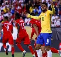 LIMA, Perú.- Los peruanos clasificaron a cuartos de final dejando fuera a Brasil.