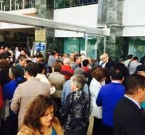 El Estado adeuda el aporte patronal; el Ministerio de Finanzas dice que el Estado no está en mora. Foto: Archivo de Ecuavisa