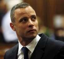 El sudafricano Oscar Pistorius podría enfrentar una condena de 15 años de cárcel.
