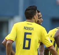 SEATTLE, Estados Unidos.- Ecuador busca el empate pese a las dificultades. Foto: EFE.