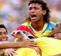 La selección de Ecuador en 1993 derrotó a Estados Unidos por la Copa Amérca de ese año.