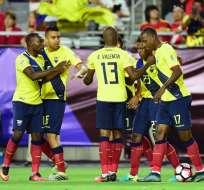 La selección ecuatoriana de fútbol aspira a ubicarse entre los cuatro mejores del torneo.