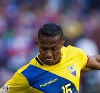 SEATTLE, Estados Unidos.- Ecuador podría perder a Valencia para eliminatorias. Foto: EFE.