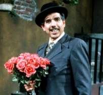 El actor mexicano falleció a los 82 años en la población de puerto Vallarta.