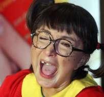 La actriz no acudirá debido que se encuentra en su gira de despedida. Foto: andina.com.pe