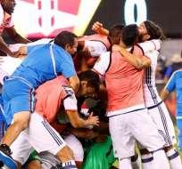 NUEVA YORK, Estados Unidos.- Colombia es uno de los clasificados a las semifinales. Foto: EFE.