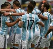 Argentina aspira a meterse en una nueva final en los últimos tres años.
