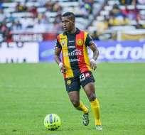 """Fernando """"Chiqui"""" Guerrero es nuevo jugador de Liga de Quito para el resto de temporada."""