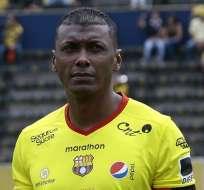Oswaldo Minda sufrió un esguince grado 2 y será baja en Barcelona por 30 días.