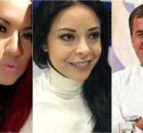 Pamela, Stephania, Correa