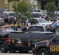 EE.UU.- El tiroteo ocurrió este miércoles en los alrededores de un centro de educación secundaria. Foto: Redes sociales