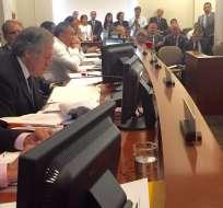 """EE.UU.- Según el secretario general de la OEA, la crisis en Venezuela """"está alcanzando un punto crucial"""". Foto: OEA"""