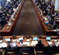 Estados Unidos.- En la cita de la OEA se revisa la aplicación de la Carta Democrática a Venezuela. Foto: OEA
