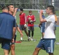 La selección argentina se prepara para enfrentar a Chile en la final de la Copa América Centenario.
