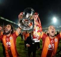 El club Galatasaray de Turquía no podrá participar en competencias internacionales.