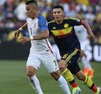 Colombianos y estadounidenses se enfrentaron en el partido inaugural de la Copa América Centenario.