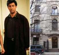 EE.UU.- La protagonista Fran Drescher se hizo una selfie en la mansión donde se grabó la serie.