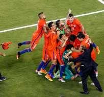 Como en la final de 2015, la edición centenaria de la Copa América se definió desde los doce pasos.