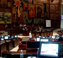 Según información de la Asamblea, la exfuncionaria ingresó a esta función del estado en julio de 2014.