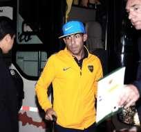 El argentino Carlos Tevez fue uno de los más aclamados por la prensa ecuatoriana.