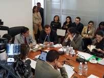 QUITO, Ecuador.- Según el director del SRI, 179 miembros de 5 universidades están relacionados con empresas offshore. Foto: Juan Carlos Aizprúa / Ecuavisa
