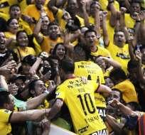 GUAYAQUIL, Ecuador.- La afición 'Torero' seguirá al equipo a Portoviejo. Foto: API.
