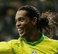 GUAYAQUIL, Ecuador.- El futbolista ahora juega partido de exhibición por todo el mundo.