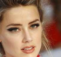 La cara más bella del mundo pertenece a la actriz estadounidense Amber Heard.