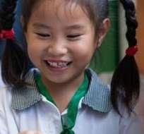 Los chiquillos de Shanghái saben tanto como niños tres años mayores de otras partes del mundo.