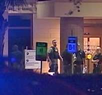 El atacante aparentemente no conocía a las víctimas ni tenía conexión con el hospital.
