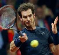 Andy Murray será el gran ausente del Masters 1000 de Toronto del cual es el actual campeón.