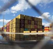 Actividades como el comercio sufren considerable caída. Foto referencial