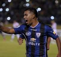 Junior Sornoza se vincularía en enero de 2017 al Fluminense de Brasil.