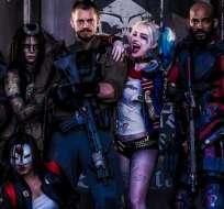 """A tan sólo dos semanas para el estreno de """"Suicide Squad"""", varios miembros del elenco revelaron adelantos."""
