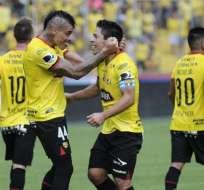 GUAYAQUIL, Ecuador.- Oyola desea jugar por Ecuador. Foto: API.
