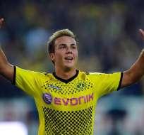 El internacional alemán estuvo tres temporadas en el Bayern Munich y ahora regresa al Borussia.