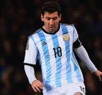 Lionel Messi sorprendió con su nuevo 'look' y es tendencia en redes sociales.