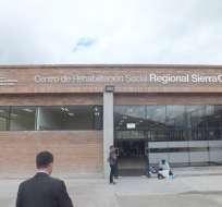 """CUENCA, Ecuador.- Según la sentencia adoptada por tres jueces de la corte """"hubo una equivocación en el sorteo del caso"""". Foto: Archivo."""