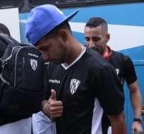 GUAYAQUIL, Ecuador.- Sornoza terminará el año en Independiente y viajará a Brasil. Foto: API.