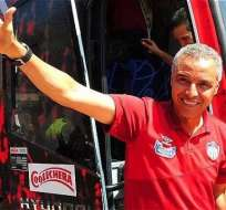 El colombiano Alexis Mendoza es el nuevo entrenador de Independiente del Valle.