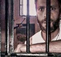 VENEZUELA.- Este martes se filtró video de Leopoldo López en audiencia de apelación de su sentencia. Foto: Archivo