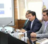 El ministro de Trabajo advirtió que si no se cumple el plazo se hará remate de bienes. Foto: Ministerio de Trabajo